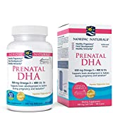 Nordic Naturals - Prenatal DHA, Supports Brain Development in Babies During Pregnancy and Lactation, 90 Soft Gels (FFP)