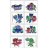 PJ Masks Tattoos (8 ct)