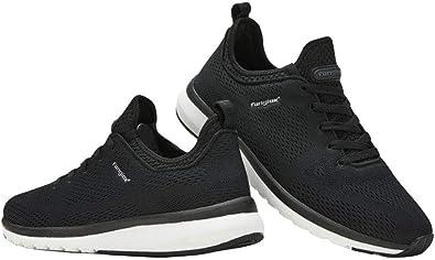 Kantukan/FQJB79 Aqua Running 2Z - Cordón para Zapatillas y Pantalones de Deporte (Peso Ligero: 244 g/ 4 Azul Marino/Negro/borgoña/Gris), Negro (Negro), 36.5 EU: Amazon.es: Zapatos y complementos