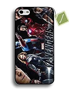 PHONECASEHOO Cell Phone Rugged Cases For Iphone 6/4.7 Inch Protective Case - The Avengers Classy Style by runtopwell