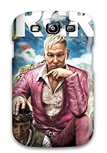For Galaxy Case, High Quality Far Cry 4 Game For Galaxy S3 Cover Cases