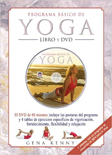 PROGRAMA BASICO DE YOGA - CON DVD (Spanish Edition): KENNY ...