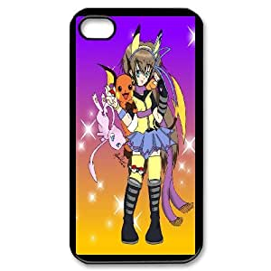 iPhone 4,4S Phone Case Printed With Pokmon Images