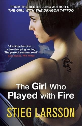 The Girl Who Played with Fire (Millennium Trilogy Book 2)