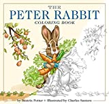 img - for The Peter Rabbit Coloring Book: A Classic Editions Coloring Book book / textbook / text book