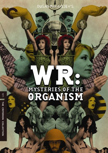 WR - Mysteries of the Organism (Criterion Collection) (Standard Screen)