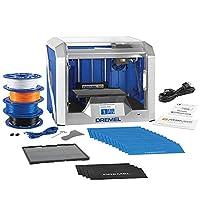 Impresora 3D Dremel Digilab 3D40, Idea Builder y accesorios educativos (Planes de lecciones, Curso de desarrollo profesional, placa de fabricación, cinta de fabricación, filamento)