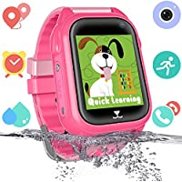 Kids Waterproof Smart Watch Girls Basic Facts