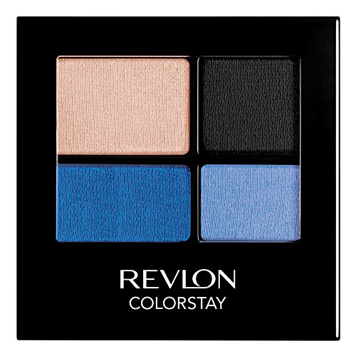 Revlon ColorStay 16 Hour Eye Shadow Quad, Free Spirit
