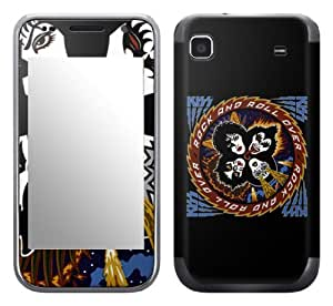 Zing Revolution MS-KISS20275 KISS - Rock And Roll Over Cell Phone Cover Skin for Samsung Galaxy S 4G (SGH-T959V)