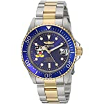 Invicta Men's 'Disney Limited Edition' Automatic Stainless Steel Casual Watch, Color:Two Tone (Model: 22778)