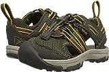 Teva Boys' T Manatee Sport Sandal, Dark Olive, 8 M US Toddler
