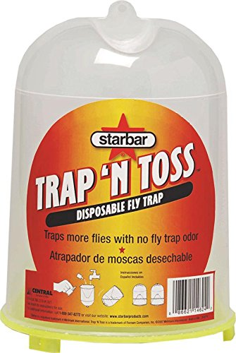 Starbar TrapnToss Disposable Fly Trap