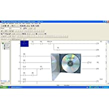 Programming Software GX DEV FX 8.25 1000 steps, ladder logic, Bonus: training course lessons included, CD