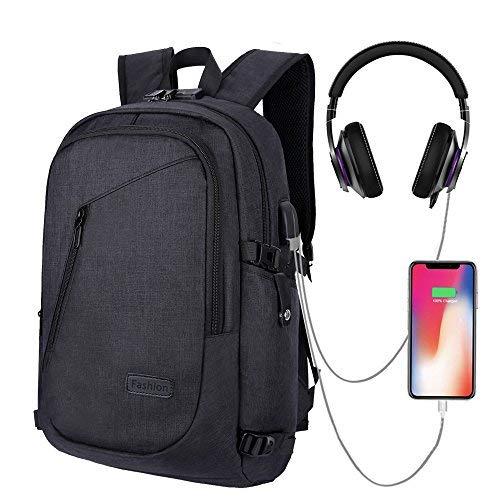 8147ecefa482 Amazon.com  HITOP Laptop Backpack Bookbags