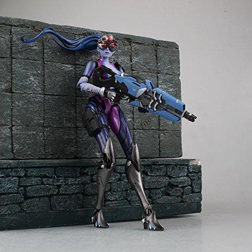 GALIGEIGEI Overwatch Widowmaker Action Figure, Statue, 6.7