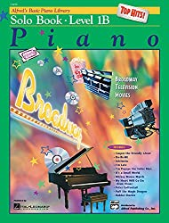 Alfred Basic Piano Library Top Hits Solo 1B --- Piano --- Alfred Publishing
