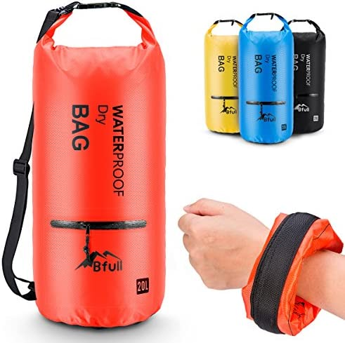 BFULL Waterproof Lightweight Backpack Exterior product image