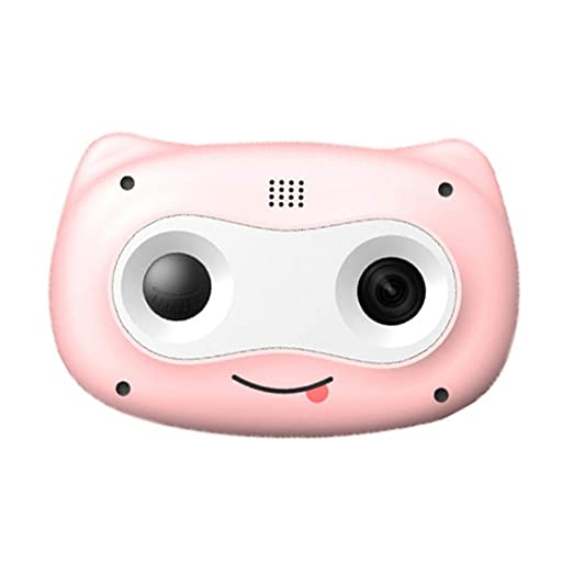 Blue-Yan Kids Camera Toy - Cámara de vídeo de Dibujos ...