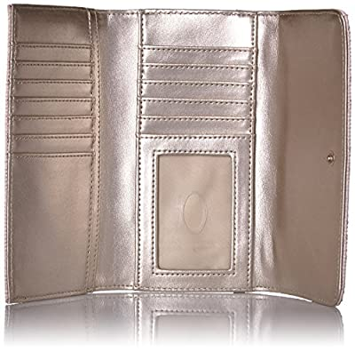Jordyn Slim Clutch - Cameo Wallet