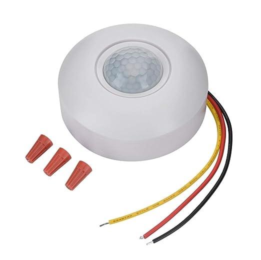 Iluminación interior Interruptor ZZZ 12V infrarrojo del ...