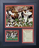 """Legends Never Die """"1987 Minnesota Twins Champions"""" Framed Photo Collage, 11 x 14-Inch"""