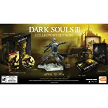 Dark Souls III Collector's Edition (PS4) - English