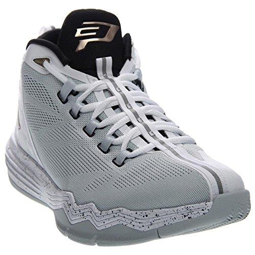 2f941ab11c4e49 UPC 886548396528 Nike Jordan Men s Jordan CP3.IX Ae White MTLC ...