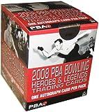 2008 PBA Bowling Trading Cards Box by Rittenhouse - 8p4c