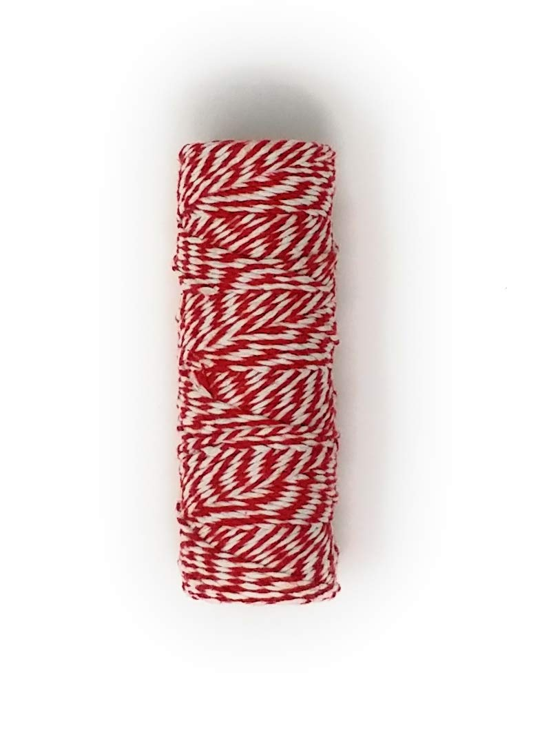 8-Pack Red Bakers Twine 320 Yards Total Red Bakers Twine Sets