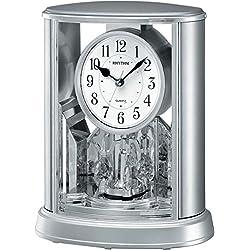 Rhythm USA Teardrop Mantel Clock