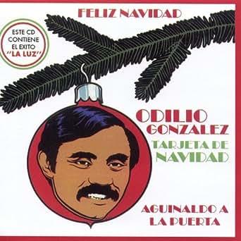 Tarjeta de Navidad by Odilio González on Amazon Music ...