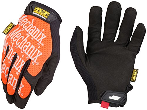 Mechanix Wear - Original Gloves (X-Large, Orange) by Mechanix Wear