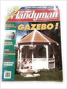 The family handyman september 1995 various books for Family handyman phone number