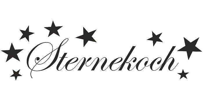 Wandtattoo Küche - Sternekoch: Amazon.de: Handmade