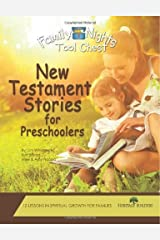 Old Testament Stories for Preschoolers: Family Nights Tool Chest by Mr. Jim Weidmann (1999-01-01) Mass Market Paperback