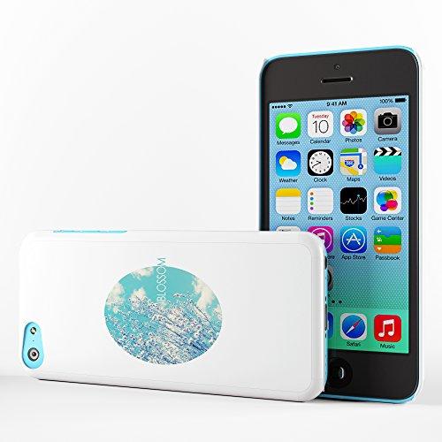 Koveru Back Cover Case for Apple iPhone 5C - Flower blossom