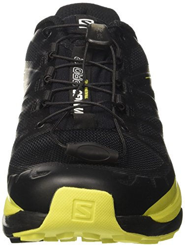 Negro Pro Eu Sulphur 2 42 Para Running Salomon Wings Spring De Zapatillas black Hombre 8qFCn1wRx