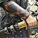 Medieval Gears Leather Long Sword Holder Rapier