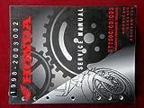 1998 - 2003 VT750C/CD/CD2 Shadow VT 750 C Honda Service Repair Manual 2208
