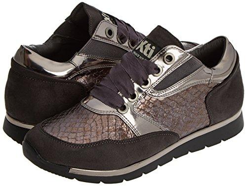 Xti Baskets Femme gris Gris 047259 Grey w76xrw5
