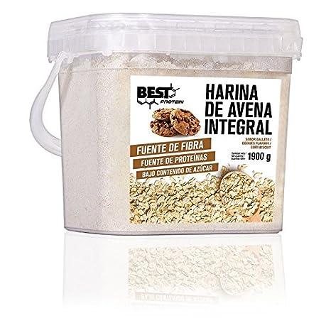 Best Protein Harina de Avena Cookies - 1900 gr: Amazon.es: Salud y ...