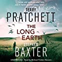 The Long Earth Audiobook by Terry Pratchett, Stephen Baxter Narrated by Michael Fenton Stevens