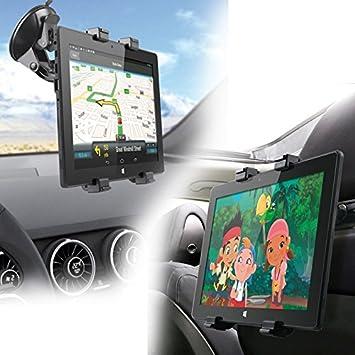 Phoenix Technologies PHCARHOLDERG+ Coche - Soporte (Lector de Libros electrónicos, Navegante, Tablet/