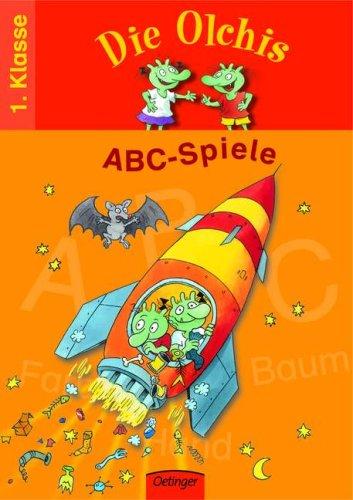 Die Olchis ABC-Spiele: Spielend leicht lernen - Deutsch 1. Klasse
