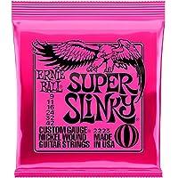 Ernie Ball Super Slinky 2223 Elektro Gitar Teli 0.09