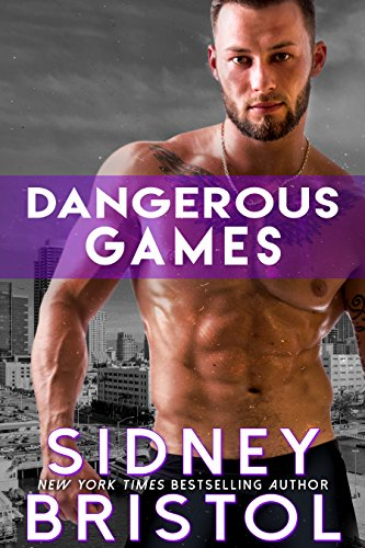 Bristol Crystal - Dangerous Games (Aegis Group Book 3)