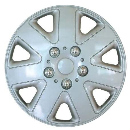Suzuki Alto 14 Inch Silver Car Hub Caps Wheel Trims RAPIDE 14