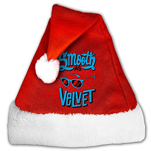 JNJ Team Funny Sunglasses Winter Merry Christmas Hat Holiday Theme Velvet Festive Hat For Childrens & - Sunglasses Pikachu