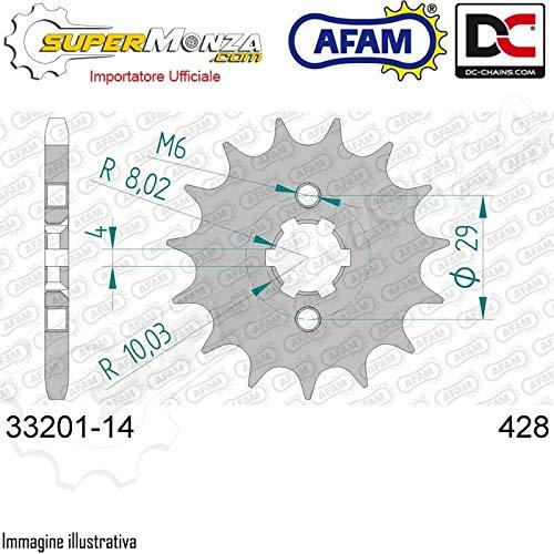 DFC SRL 33201-14 Afam Pignone 14 Denti Passo 428 Compatibile Con Suzuki 90 Rv 90 73/78
